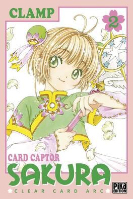 Couverture du livre : Card Captor Sakura - Clear Card Arc, Tome 2
