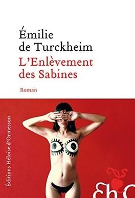 Couverture du livre : L'Enlèvement des Sabines