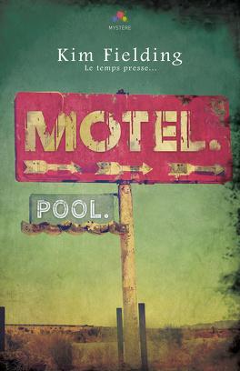 Couverture du livre : Motel. Pool.
