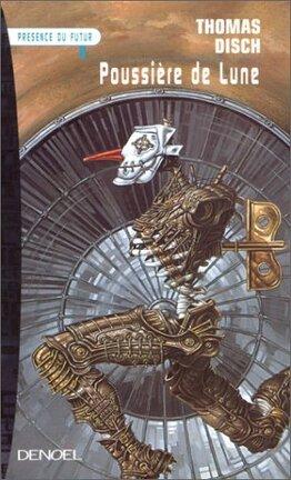 Couverture du livre : Poussière de lune