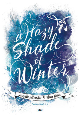 Couverture du livre : Season Song, Tome 2 : A Hazy Shade of Winter