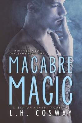 Couverture du livre : Affaire de cœur, Tome 1.5 : Macabre Magic