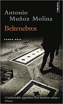 Couverture du livre : Beltenebros