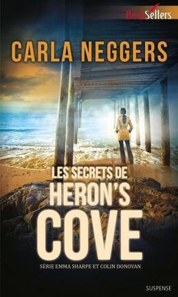 Couverture du livre : Emma Sharpe & Colin Donovan, Tome 2 : Les secrets de Heron's Cove