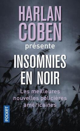 Couverture du livre : Insomnies en noir