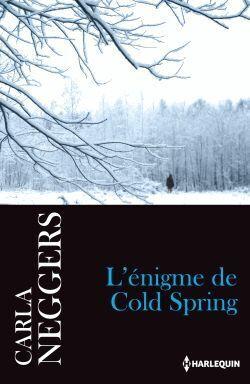 Couverture de L'énigme de Cold Spring