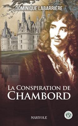 Couverture du livre : La conspiration de Chambord