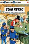 couverture Les Tuniques bleues, Tome 18 : Blue rétro