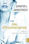 couverture Wait for You, Tome 6 : Jeu d'inconscience