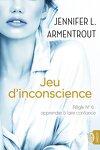 couverture Wait for You, Tome 6 : Jeu d'inconscience