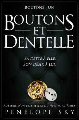 Couverture du livre : Boutons, tome 1 : Boutons et dentelle