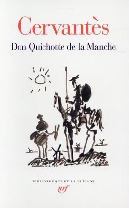 Couverture du livre : Don Quichotte