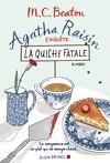 Agatha Raisin enquête, Tome 1 : La Quiche fatale