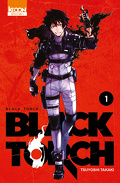 Black Torch, Tome 1