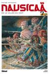 couverture Nausicäa de la Vallée du Vent, tome 7