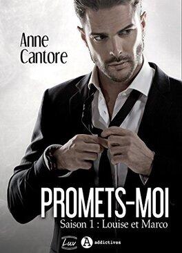 Couverture du livre : Promets-moi, saison 1 : Louise et Marco
