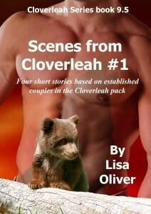 Couverture du livre : La meute de Cloverleah, Tome 9.5 : Scenes From Cloverleah