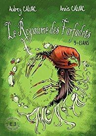 Couverture du livre : Le royaume des farfadets