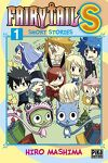 Fairy Tail S , Tome 1