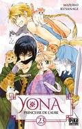 Yona - Princesse de l'Aube, tome 23