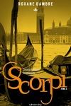 couverture Scorpi, Tome 3 : Ceux qui tombent le masque