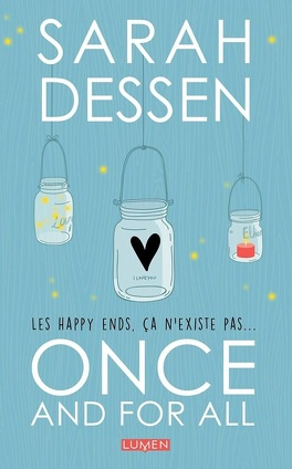 Couverture du livre : Once and for All