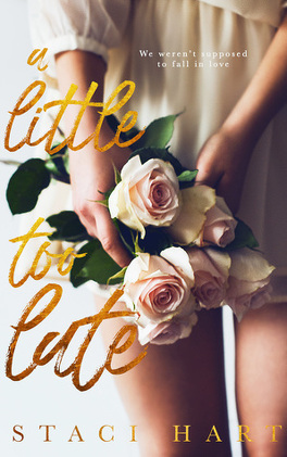 Couverture du livre : A little too late