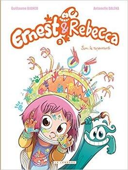 Couverture du livre : Ernest et Rebecca, tome 2 : Sam le repoussant