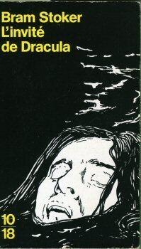 Couverture du livre : L'invité de Dracula