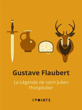 Couverture du livre : La Légende de saint Julien l'Hospitalier
