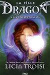 couverture La Fille dragon, Tome 4 : Les Jumeaux de Kuma