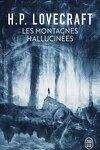 couverture Les Montagnes hallucinées