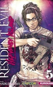 Resident evil Heavenly island, tome 5
