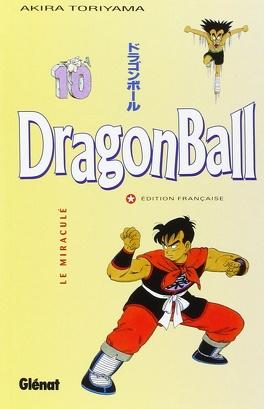 Couverture du livre : Dragon Ball, Tome 10 : Le Miraculé