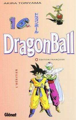 Couverture du livre : Dragon Ball, Tome 16 : L'Héritier