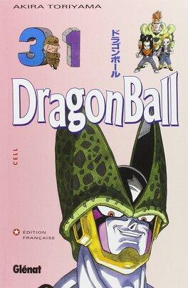 Couverture du livre : Dragon Ball, Tome 31 : Cell