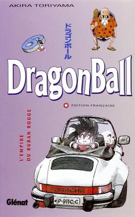 Couverture du livre : Dragon Ball, Tome 6 : L'Empire du ruban rouge