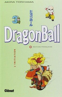 Couverture du livre : Dragon Ball, Tome 3 : L'Initiation