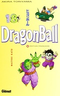 Dragon Ball, Tome 18 : Maître Kaïo