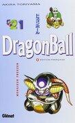 Dragon Ball, Tome 21 : Monsieur Freezer