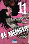 couverture Re/Member, tome 11