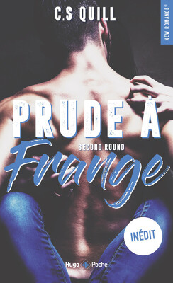 Couverture de Prude à frange, Tome 2 : Second round