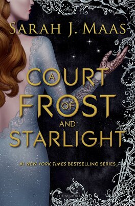 Couverture du livre : A Court of Frost and Starlight