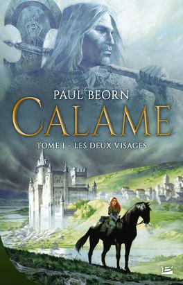 Couverture du livre : Calame, Tome 1 : Les Deux Visages