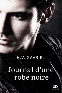 Couverture du livre : Journal d'une robe noire