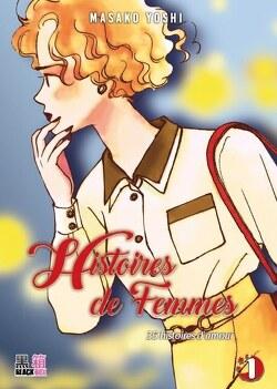 Couverture de Histoires de femmes