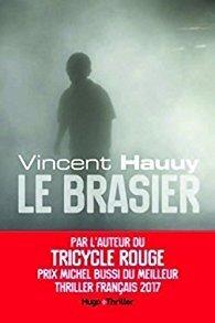 Couverture du livre : Le Brasier