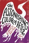 couverture The Astonishing Color of After