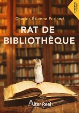 Couverture du livre : Rat de bibliothèque