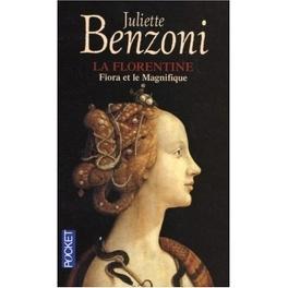 Couverture du livre : La Florentine, tome 1 : Fiora et le Magnifique